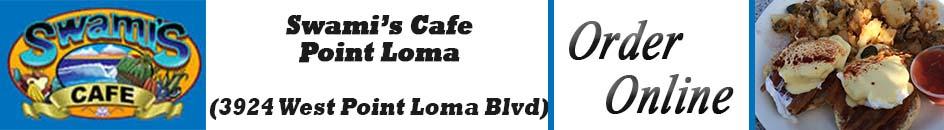 Swami S Cafe Menu Point Loma